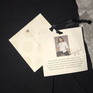 4bd2ee0e8753ce Victoria Beckham for Target Pants - Victoria Beckham Target Pleated Culotte  Capri Pant